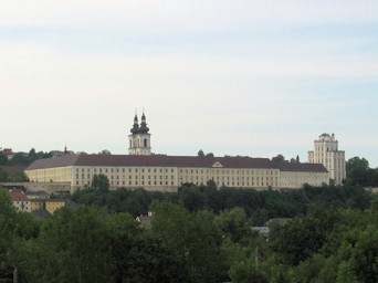 Stift Kremsmünster (Wikipedia)